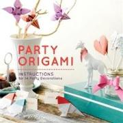 Cover-Bild zu Okui, Jessica: Party Origami (eBook)