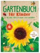 Cover-Bild zu Becker, Flora: Gartenbuch für Kinder
