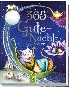 Cover-Bild zu Baker, Annie: 365 Gute-Nacht-Geschichten