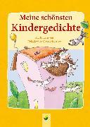 Cover-Bild zu Großekettler, Friederike (Illustr.): Meine schönsten Kindergedichte (eBook)