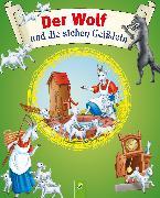 Cover-Bild zu Schwager & Steinlein Verlag (Hrsg.): Der Wolf und die sieben Geißlein (eBook)