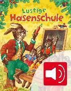 Cover-Bild zu Schwager & Steinlein Verlag (Hrsg.): Lustige Hasenschule (eBook)
