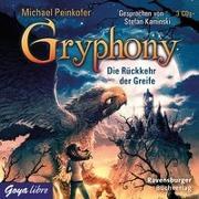 Cover-Bild zu Peinkofer, Michael: Gryphony 03: Die Rückkehr der Greife