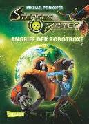 Cover-Bild zu Peinkofer, Michael: Angriff der Robotroxe