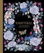 Cover-Bild zu Trolle, Maria: Nightfall Coloring Book: Originally Published in Sweden as Skymningstimman