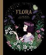 Cover-Bild zu Trolle, Maria: Flora Coloring Book