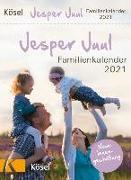 Cover-Bild zu Juul, Jesper: Familienkalender 2021