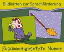 Cover-Bild zu Verlag an der Ruhr, Redaktionsteam: Bildkarten zur Sprachförderung: Zusammengesetzte Nomen - Neuauflage