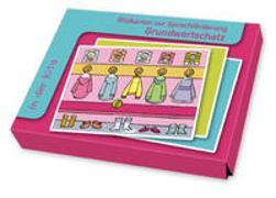 Cover-Bild zu Verlag an der Ruhr, Redaktionsteam: Bildkarten zur Sprachförderung: Grundwortschatz - In der Kita