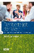 Cover-Bild zu Faix, Tobias: Der beste Job der Welt (eBook)