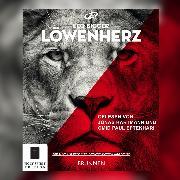 Cover-Bild zu Bigger, Leo: Löwenherz - Ein Buch über Mut, Entschlossenheit und Stärke (Ungekürzt) (Audio Download)