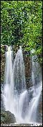 Cover-Bild zu Gerth, Roland: Wasserfälle 2022 - Foto-Kalender - King-Size - 34x98 - Waterfalls - Natur