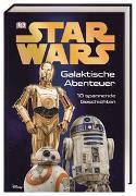Cover-Bild zu Stock, Lisa: Star Wars? Galaktische Abenteuer