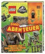 Cover-Bild zu Saunders, Catherine: LEGO® Jurassic World? Dino-Abenteuer