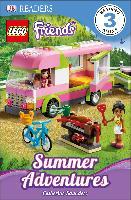 Cover-Bild zu Saunders, Catherine: LEGO® Friends Summer Adventures (eBook)