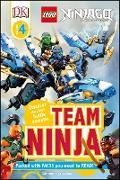 Cover-Bild zu Saunders, Catherine: DK Readers L4: LEGO NINJAGO: Team Ninja