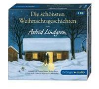 Cover-Bild zu Lindgren, Astrid: Die schönsten Weihnachtsgeschichten (3 CD)
