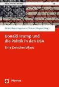 Cover-Bild zu Böller, Florian (Hrsg.): Donald Trump und die Politik in den USA