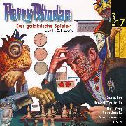 Cover-Bild zu Francis, H.G.: Perry Rhodan Hörspiel 17: Der galaktische Spieler (Audio Download)