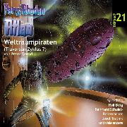 Cover-Bild zu Terrid, Peter: Atlan Traversan-Zyklus 07: Weltraumpiraten (Audio Download)