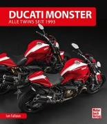 Cover-Bild zu Falloon, Ian: Ducati Monster