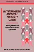 Cover-Bild zu Falloon, Ian R. H.: Integrated Mental Health Care