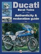 Cover-Bild zu Falloon, Ian: Ducati Bevel Twins 1971 to 1986