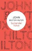 Cover-Bild zu Hilton, John Buxton: Surrender Value