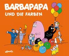 Cover-Bild zu Taylor, Talus: Barbapapa und die Farben