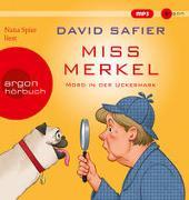 Cover-Bild zu Safier, David: Miss Merkel