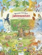 Cover-Bild zu Henkel, Christine (Illustr.): Mein erstes Wimmelbuch: Jahreszeiten