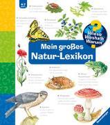Cover-Bild zu Noa, Sandra: Wieso? Weshalb? Warum? Mein großes Natur-Lexikon