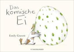 Cover-Bild zu Gravett, Emily: Das komische Ei