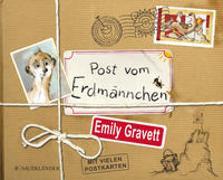 Cover-Bild zu Gravett, Emily: Post vom Erdmännchen (Mini-Ausgabe)