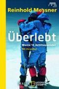 Cover-Bild zu Messner, Reinhold: Überlebt