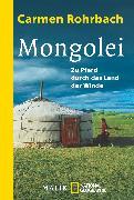 Cover-Bild zu Rohrbach, Carmen: Mongolei