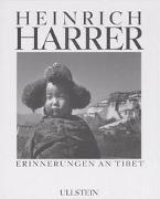 Cover-Bild zu Harrer, Heinrich: Erinnerungen an Tibet