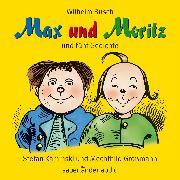 Cover-Bild zu Busch, Wilhelm: Max und Moritz - und fünf Gedichte (Audio Download)