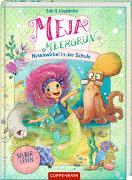 Cover-Bild zu Lindström, Erik Ole: Meja Meergrün (für Leseanfänger)