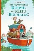 Cover-Bild zu Lindström, Erik Ole: Die abenteuerliche Reise des Mats Holmberg (eBook)