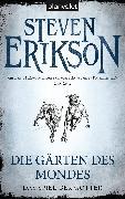 Cover-Bild zu Erikson, Steven: Das Spiel der Götter (1) (eBook)