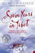 Cover-Bild zu Harrer, Heinrich: Seven Years in Tibet
