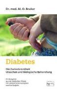 Cover-Bild zu Bruker, Max Otto: Diabetes und seine biologische Behandlung