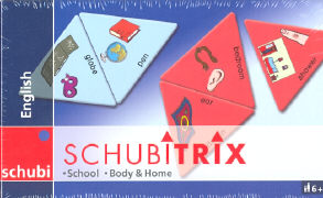 Cover-Bild zu Schubitrix School, Body and Home