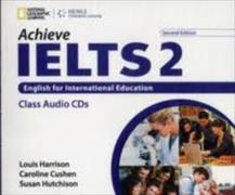 Cover-Bild zu Achieve IELTS 2 Class Audio CD von Harrison, Louis