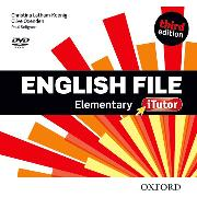 Cover-Bild zu English File 3e Elementary Itutor DVD-rom (Uk)