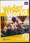 Cover-Bild zu Wider World Level Starter Teacher's Active Teach von Zervas, Sandy