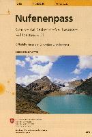 Cover-Bild zu Nufenenpass. 1:50'000