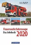 Cover-Bild zu Feuerwehrfahrzeuge 2020 von Klingelhöller, Andreas Dr.
