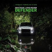 Cover-Bild zu Der neue Land Rover Defender von Matthias Pfannmüller